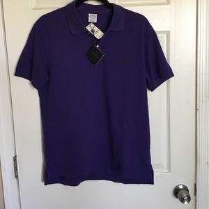 Brooks Brothers purple nwt polo 👕
